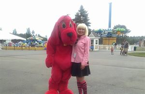 Picture of Breakfast with Clifford (7/22 & 7/23)