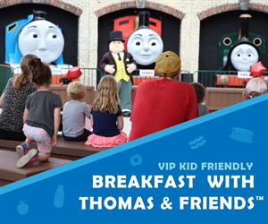 Picture for category Thomas & Friends™ VIP Breakfast