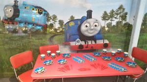 Picture of 2017 Thomas Land Birthday Party