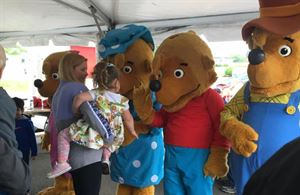 Picture of Berenstain Bears Picnic (7/8 & 7/9)