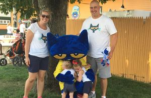 Picture of Breakfast with Pete the Cat (9/9, 9/10, 9/30 & 10/1)