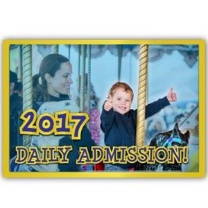 Picture of 2017 Date Specific Admission
