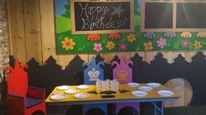 Picture of Cran Central At Edaville Birthday Party
