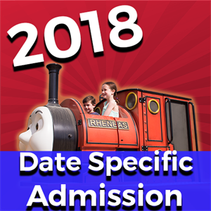 Picture of 2018 Date Specific Admission