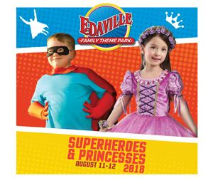 Picture of Superheroes and Princesses Picnic Lunch (8/11 & 8/12)