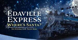 Picture of 2019 Edaville Express: Where's Santa Train Ride Package